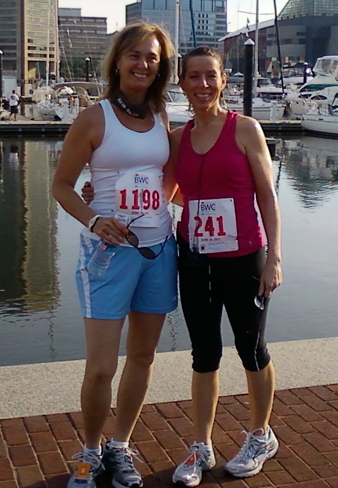BWC 2011 - my kind of first 5k!