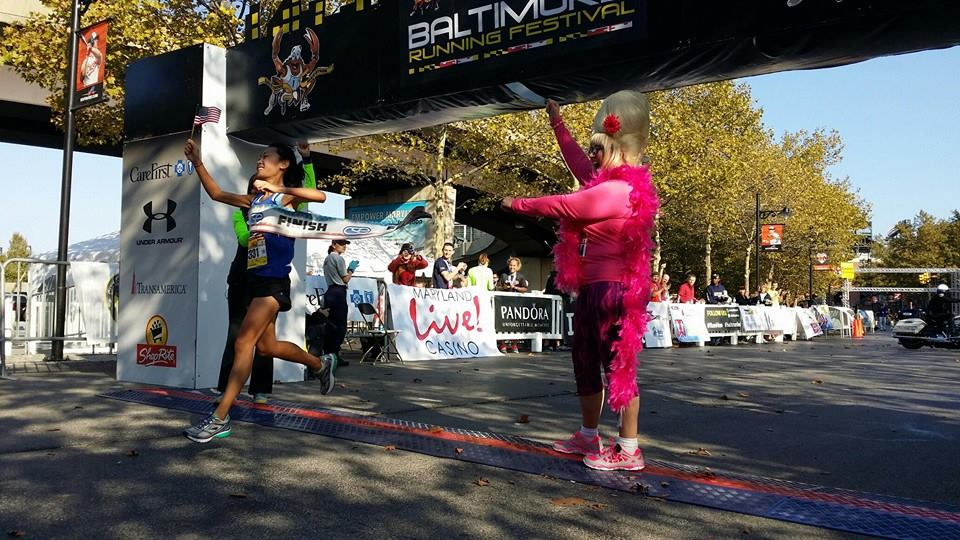 Photo from Baltimore Running Festival Facebook Page Mobile Uploads