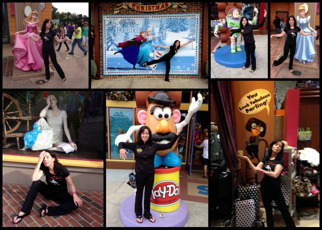 There's always time to have a little fun at Downtown Disney!