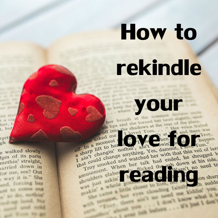 Rekindle Love of Reading