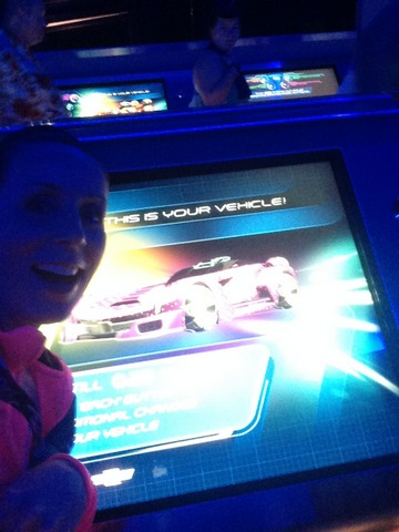 Followed by Test Track!