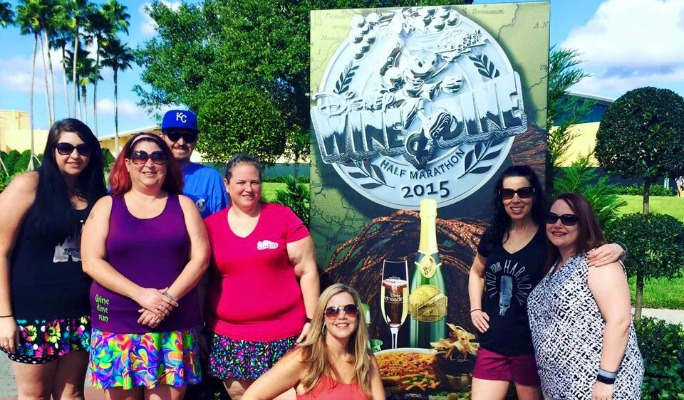 2015 Wine & Dine Half Marathon Weekend Expo