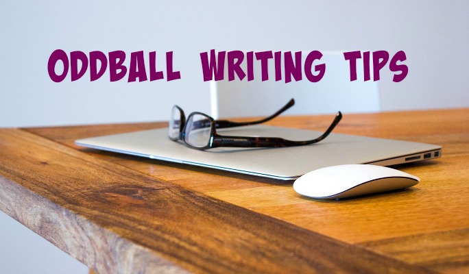 Oddball-Writing-Tips