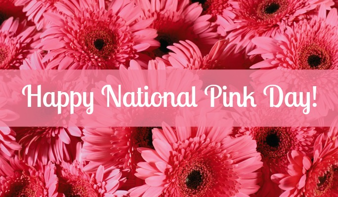 Happy National Pink Day! Let's talk about being bold.