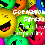 Got NaNoWriMo Stress? Take a break with some funny videos.